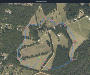 novice course map
